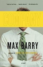 Company – tekijä: Max Barry