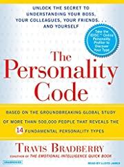 The Personality Code: Unlock the Secret to…