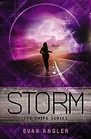 Storm (Swipe Series) por Evan Angler