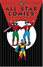 All Star Comics Archives, Volume 11 by John…