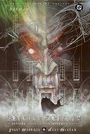 Batman: Arkham Asylum - A Serious House on…