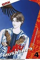 Musashi #9: Volume 4 by Miyuki Takahashi