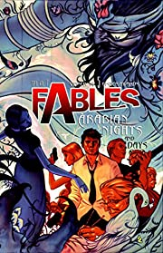 Fables Vol. 7: Arabian Nights (and Days) de…