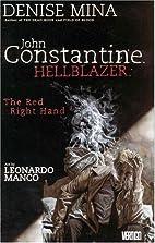 John Constantine Hellblazer: The Red Right…