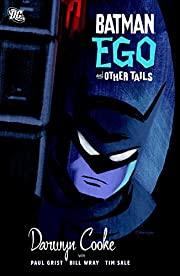 Batman: Ego and Other Tails av Darwyn Cooke
