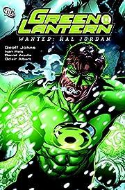 Green Lantern: Wanted Hal Jordan by Geoff…