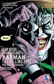 Batman: The Killing Joke av Alan Moore