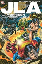 JLA Deluxe Edition, Vol. 1 by Grant Morrison