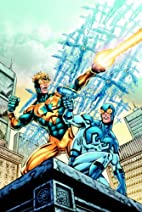 Booster Gold: Blue and Gold by Geoff Johns