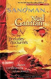 The Sandman Vol. 1: Preludes & Nocturnes…