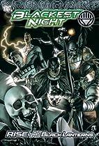 Blackest Night: Rise of the Black Lanterns…