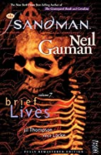 Sandman TP Vol 07 Brief Lives New Ed…