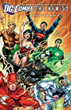 DC Comics: The New 52 by Geoff Johns