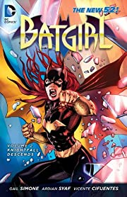 Batgirl Vol. 2: Knightfall Descends (The New…