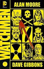 Watchmen, Deluxe Edition por Alan Moore