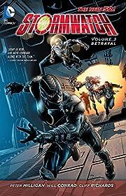 Stormwatch Vol. 3: Betrayal (The New 52) de…