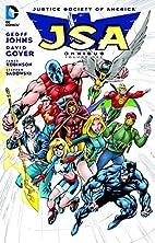 JSA Omnibus Volume One by Geoff Johns