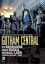 Gotham Central Omnibus por Ed Brubaker