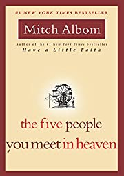 The Five People You Meet in Heaven af Mitch…