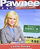 Pawnee: The Greatest Town in America (2011) (Book) written by Leslie Knope