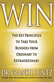 Win: The Key Principles to Take Your…