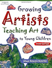 Growing Artists: Teaching Art To Young…