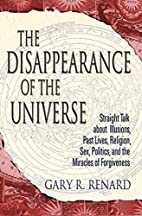 The Disappearance of the Universe: Straight…
