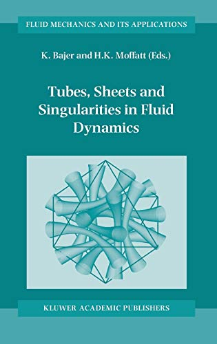 PDF] Tubes, Sheets and Singularities in Fluid Dynamics