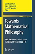 Towards Mathematical Philosophy: Papers from…