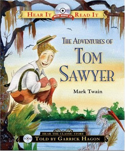 an analysis of the main character tom sawyer in a story book The adventures of tom sawyer study guide contains a biography  tom sawyer still remains twain's top-selling book,  character list summary and analysis.