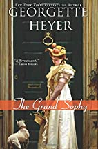 The Grand Sophy by Georgette Heyer