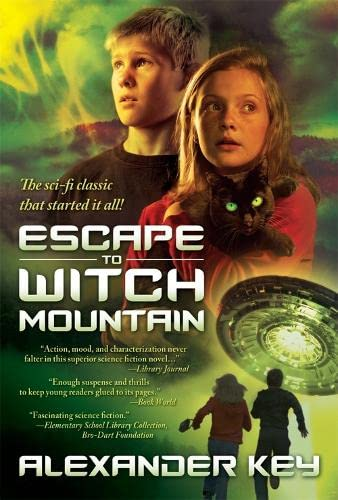 Escape To Witch Mountain Lexile 174 Find A Book