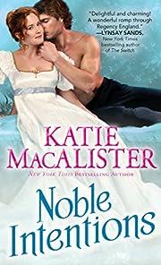 Noble Intentions (Noble series) av Katie…