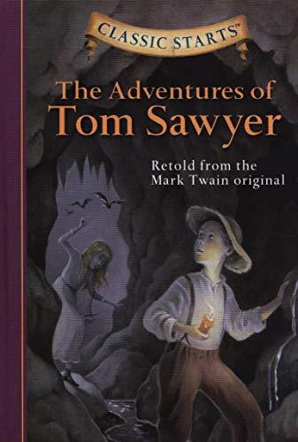 The Adventures of Tom Sawyer written by Mark Twain