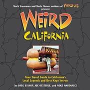 Weird California – tekijä: Greg Bishop
