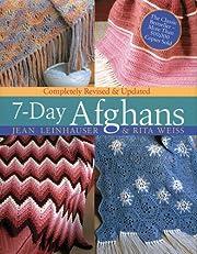 7-Day Afghans av Jean Leinhauser