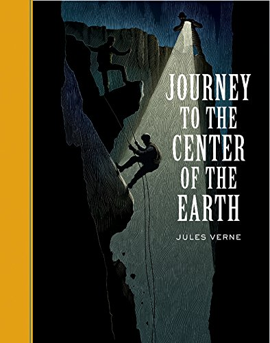 Journey to the Center of the Earth written by Jules Verne