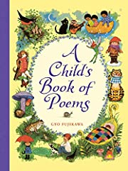 A Child's Book of Poems de Gyo Fujikawa