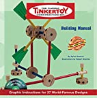 TINKERTOY Building Manual: Graphic…