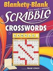 Blankety-Blank SCRABBLE Crosswords av Frank…