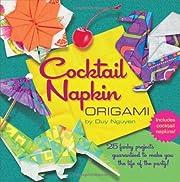 Cocktail Napkin Origami por Duy Nguyen