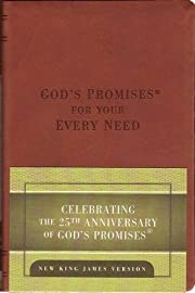 God's Promises for Your Every Need: 25th…
