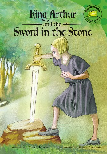 King Arthur and the Sword in the Stone - Lexile® Find a Book ...