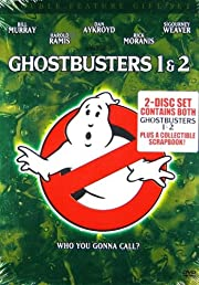 Ghostbusters Double Feature Gift Set…