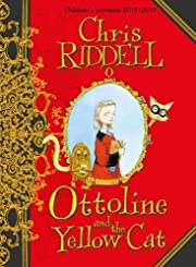 Ottoline and the Yellow Cat af Chris Riddell