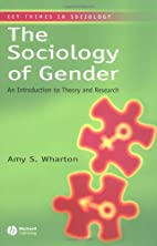 The Sociology of Gender: An Introduction to…