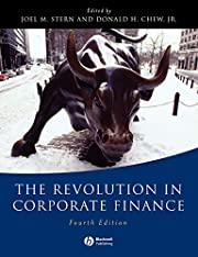 The revolution in corporate finance de Joel…