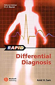 Rapid differential diagnosis : A-Z of…