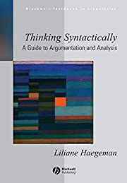 Thinking Syntactically: A Guide to…