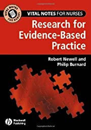 Research for Evidence-based Practice (Vital…